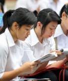 Đề thi học sinh giỏi lớp 12 môn Hóa - Kèm đáp án
