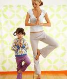 Tập thể dục đúng cách có lợi cho sức khỏe của bé
