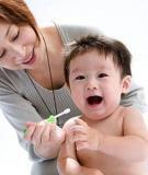 Phòng tránh sâu răng cho bé