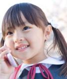 Trẻ em nên sử dụng điện thoại khi nào?