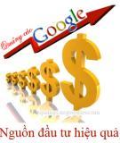 Google chinh phục thị trường SEO, SEM