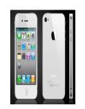 .Cách phân biệt iPhone 4 màu trắng thật - giả