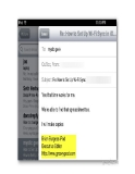 .Cải thiện tính năng thay đổi định dạng trong Mail