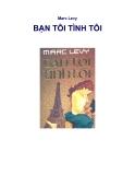 BẠN TÔI TÌNH TÔI- Marc Levy