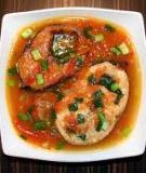 Cá ngừ xốt cà