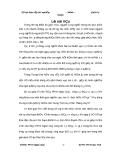 Đề tài quản lý điểm trường Trung tâm giáo dục thường xuyên huyện Đồng Hỷ Tỉnh Thái Nguyên