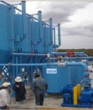Quy trình xử lý nước thải một số nghành