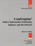leapfrogging india s information technology industry and the internet