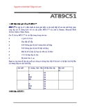 Giới thiệu về AT89C51