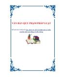VĂN BẢN QUY PHẠM PHÁP LUẬTSỐ 49/2013/NĐ-CP Quy định chi tiết thi hành một số điềucủa Bộ luật Lao động về tiền lương