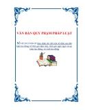 VĂN BẢN QUY PHẠM PHÁP LUẬTSố 45/2013/NĐ-CP Quy định chi tiết một số điều của Bộ luật lao động về thời giờ làm việc, thời giờ nghỉ ngơi và an toàn lao động, vệ sinh lao động