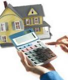 Đề kiểm tra số 31: Định giá tài sản