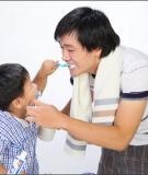 10 lời khuyên hữu ích giúp trẻ tự giác đánh răng