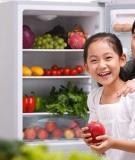 Những vitamin và khoáng chất mẹ phải bổ sung cho con trong mùa đông