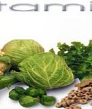 Tầm quan trọng của vitamin K với trẻ sơ sinh