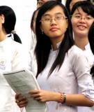Trường ĐHSP Hà Nội - Đề thi thử ĐH 2013 lần 5 môn vật lí mã đề 151