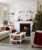10 ý tưởng trang trí Giáng sinh