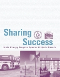 sharing success state energy program special projects results