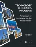 polypropylene production via gas phase process