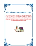 VĂN BẢN QUY PHẠM PHÁP LUẬTSố: 17/2012/TT-NHNN THÔNG TƯ Sửa đổi, bổ sung mộtsố điều của Thông tư số 30/2011/TT-NHNN ngày 28 tháng 9 năm 2011 quy định lãi suất tối đa đối với tiền gửi bằng đồng Việt Nam của tổ chức, cá nhân tại tổ chức tín dụng