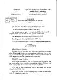 Nghị định số: 42/2013/NĐ-CP về tổ chức và hoạt động thanh tra giáo dục