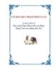 VĂN BẢN QUY PHẠM PHÁP LUẬT33/2013/NĐ-CPBan hành Hợp đồng mẫu của Hợp đồng Chia sản phẩm dầu khí