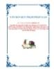 VĂN BẢN QUY PHẠM PHÁP LUẬTSố: 12/2012/TT-NHNN THÔNG TƯSửa đổi, bổ sung một số điều của Thông tư số 11/2011/TTNHNN ngày 29/4/2011 của Thống đốc Ngân hàng Nhà nước Việt Nam quy định về chấm dứt huy động và cho vay vốn bằng vàng của tổ chức tín dụng