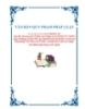 Thông tư số 08/2012/TT-NHNN năm 2012