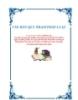 VĂN BẢN QUY PHẠM PHÁP LUẬTSố: 05/2012/TT-NHNN THÔNG TƯSửa đổi, bổ sung một số điều của Thông tư số 30/2011/TT-NHNN ngày 28 tháng 9 năm 2011 quy định lãi suất tối đa đối với tiền gửi bằng đồng Việt Nam của tổ chức, cá nhân tại tổ chức tín dụng