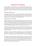 So sánh 2 hệ thống chống sét FRANKLIN VS FARADAY