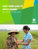 Báo cáo hội thảo: Phát triển kinh tế nông nghiệp 2012