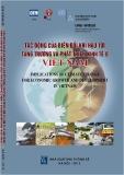 TÁC ĐỘNG CỦA BIẾN ĐỔI KHÍ HẬU TỚI TĂNG TRƯỞNG VÀ PHÁT TRIỂN KINH TẾ Ở VIỆT NAM ĐẾN NĂM 2050