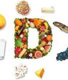 Bổ sung vitamin D giúp trẻ phòng bệnh hô hấp