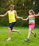Trẻ nên vận động mạnh 7 phút mỗi ngày để bảo vệ sức khỏe