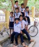 Giúp trẻ hoà đồng vớ mọi người xung quanh