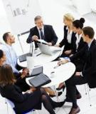 Kỹ năng điều hành cuộc họp hiệu quả