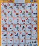 Trò chơi giúp bé nhanh biết chữ