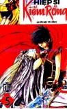 Hiệp sĩ kiếm rồng - Tập 5