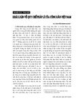 """Báo cáo """" Khái luận về quy chế pháp lí của công dân Việt Nam """""""