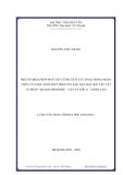 """luận văn: MỘT SỐ BIỆN PHÁP PHÁT HUY TÍNH TÍCH CỰC HOẠT ĐỘNG NHẬN THỨC CỦA HỌC SINH THPT MIỀN NÚI KHI DẠY HỌC BÀI TẬP VẬT LÝ PHẦN """"QUANG HÌNH HỌC """" VẬT LÝ LỚP 11 - NÂNG CAO"""