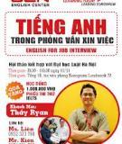 Tiếng Anh phỏng vấn xin việc