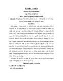 Bài tập cá nhân môn Quản trị ngành công tác xã hội