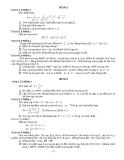 Tuyển tập 200 đề thi môn toán vào lớp 10