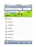 .Truy cập SkyDrive từ iPhone