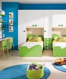 Phòng ngủ của trẻ – một không gian rất cần lưu tâm
