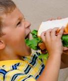 Bữa ăn của trẻ và 6 điều không nên