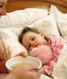 Nên chăm sóc trẻ bị tiêu chảy như thế nào?