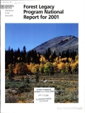 forest legacy program national report for 2001