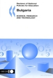 bulgaria science research and technology