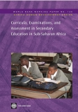 curricula examinations and assessment in secondary education